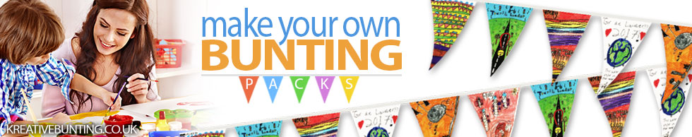 make your own bunting image