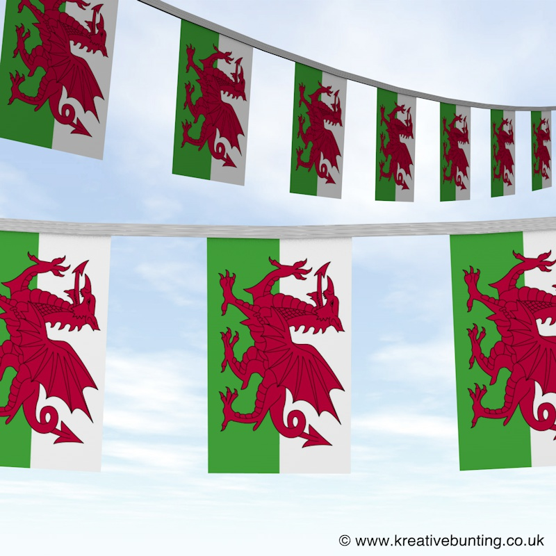 All Countries Bunting