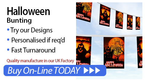 Halloween Bunting for sale