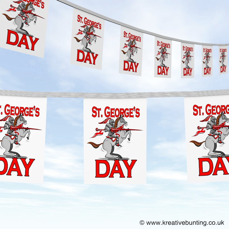 St. George Bunting