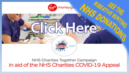 Coronavirus NHS Charity donations