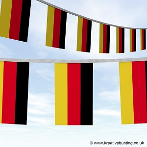 Germany bunting