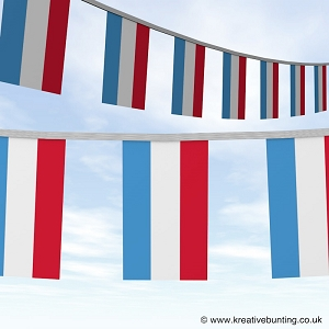 Luxembourg bunting