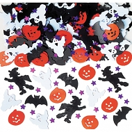 Halloween Party Confetti