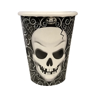Fright Night Paper Cups x 8