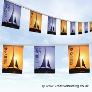 Love Sailing Birthday Bunting