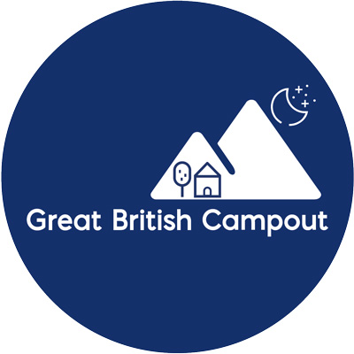 Great British Campout Logo