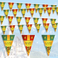 Baby Shower Medieval Bunting - Game of Thrones Themed