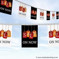 Sale On Now Bunting