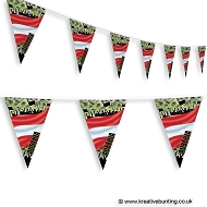 Austria Football Bunting - Crowd Design