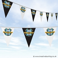 Personalised Birthday Bunting - Shield Design