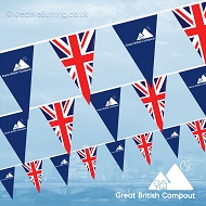 Great British Campout (GB Version) Bunting