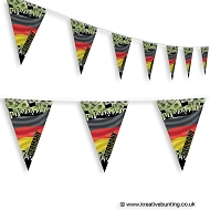 Germany Football Bunting - Crowd Design
