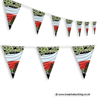 Poland Football Bunting - Crowd Design