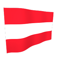 Austria Flag - 5ft x 3ft