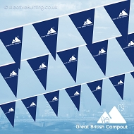 Great British Campout Bunting