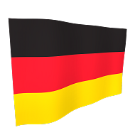 Germany Flag - 5ft x 3ft