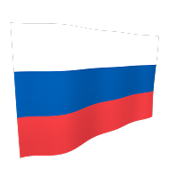 Russia Flag - 5ft x 3ft