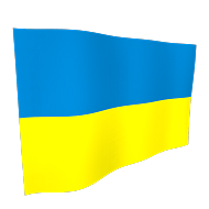 Ukraine Flag - 5ft x 3ft
