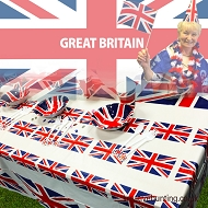 Union Jack Table Cover - Single Pack
