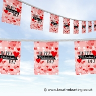 St. Valentines Day Bunting