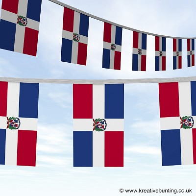 Dominican Republic bunting