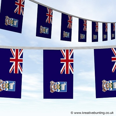 Falkland Islands bunting image