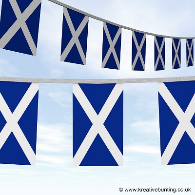 Scotland Scottish bunting