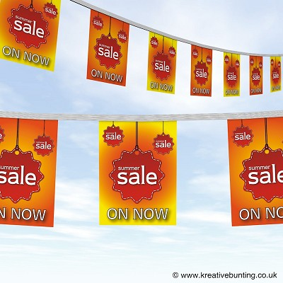 Summer Sale Bunting